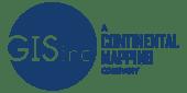 GISinc - A Continental Mapping Company Logo - Final - CMYK - Blue